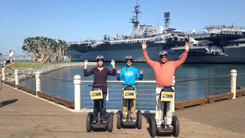 Embarcadero & Waterfront Segway Tour