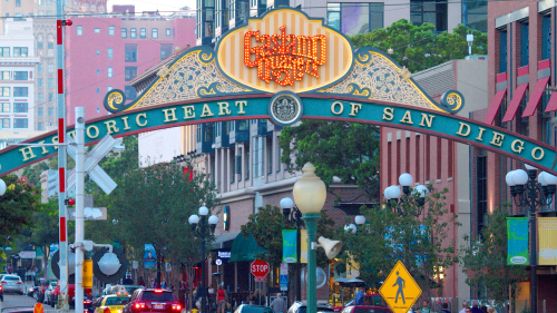 Downtown & Gaslamp Quarter Bike Tour by Hike Bike Kayak San Diego