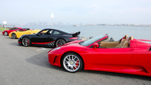 Exotic Supercar Island & Bay Tour by Xtreme Adventures