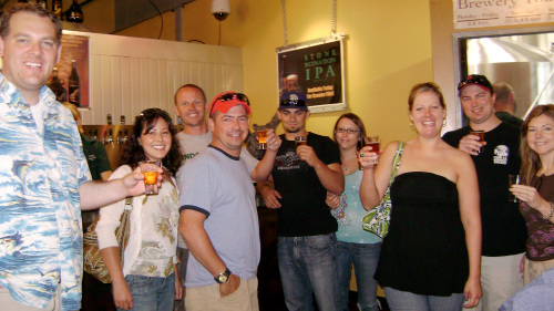 Weekday Microbrewery Visits with Lunch by Brewery Tours of San Diego