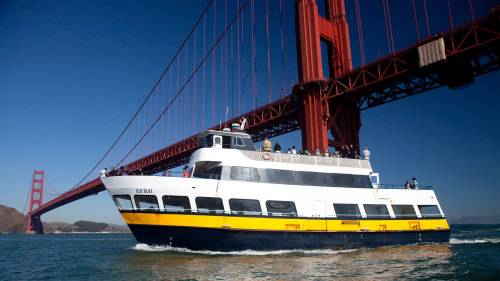3-Day City Explorer Package with Alcatraz Tour
