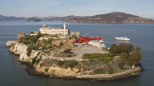 Scenic Helicopter Ride & Sausalito Day Trip by San Francisco Helicopter Tours