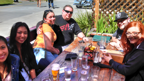 All Saints Sunday Funday Breweries Tour by Brew Brothers Brewery Tours