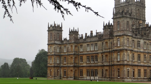 Downton Abbey Famous Filming Locations by Best Tours