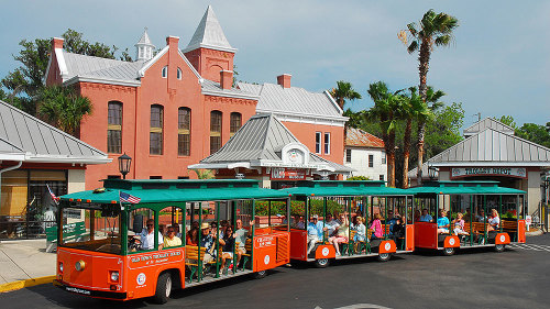 Old Town Trolley Hop-on Hop-off City Tour