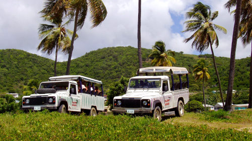 Island Jeep Safari Adventure