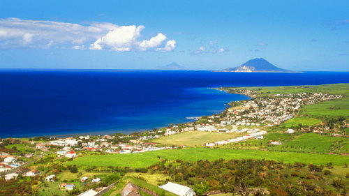 Saint Kitts Panorama Island Tour