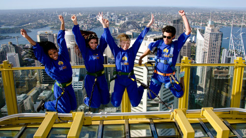 Sydney Tower Eye & SKYWALK