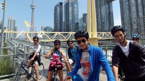 City Bike Tour with Picnic Lunch