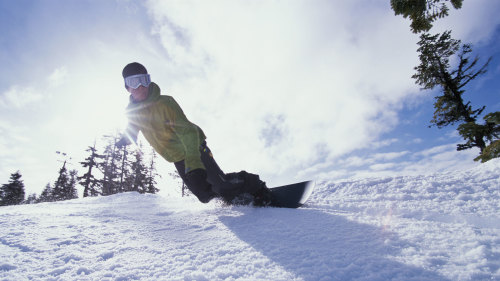 SNOWBUS- Direct Whistler Shuttle & Lift Tickets