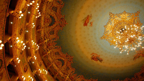 La Fenice Theater Tour