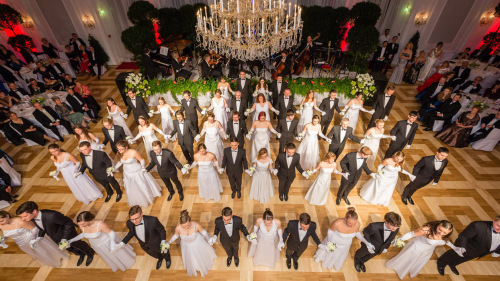 Johann Strauss Ball at the Kursalon