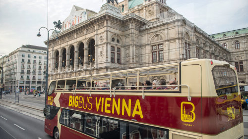 Hop-On, Hop-Off Bus Tour by Big Bus