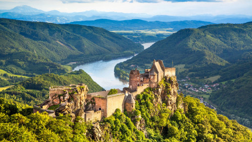Private Wachau Region & Danube Valley Half-Day Tour
