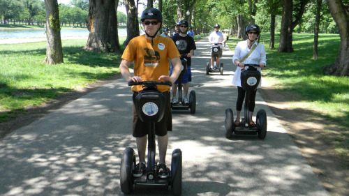 Segway Tour of Capital Sites