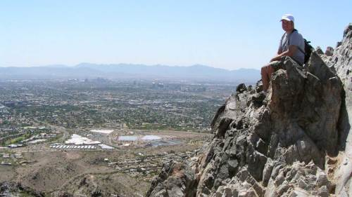 Piestewa Peak Trail Hike