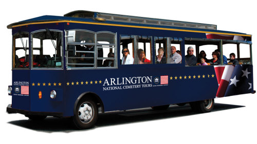 Arlington National Cemetery & Old Town Trolley Tour